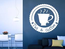 pattern fashion quotes fashion cafe shop pattern wall decal quotes tea coffee cups modern