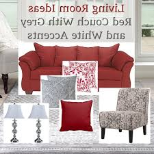 home decor red vibrant red sofas hgtv with home decor ideas red couch