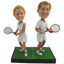 tennis cake toppers personalized tennis and groom wedding cake toppers