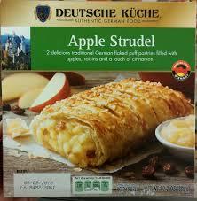 deutsche küche deutsche küche apple strudel aldi vegan