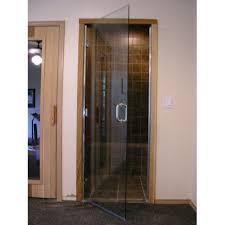 Frameless Steam Shower Doors Steamroom Doors