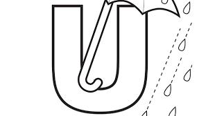 alphabet series u umbrella grandparents com