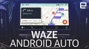 Waze Social Gps Maps Traffic Waze Joins Google Maps On Android Auto