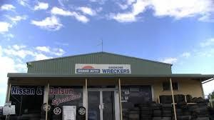 nissan wreckers victoria australia grand auto wreckers youtube