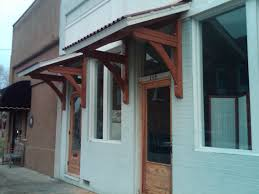 Build Awning Over Deck by Awnings For Doors Handmade Office Door Awnings By Moresun Custom