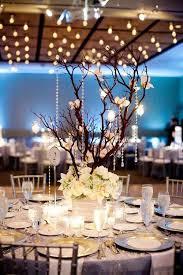 Tree Branch Centerpiece 10 Minimalist Wedding Centerpieces With Beautiful Designs Roowedding