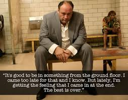 Tony Soprano Memes - as told by tony soprano others