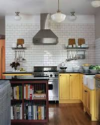 kitchen room design elegant kitchen subway tile backsplash home