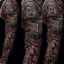 25 meaningful buddha tattoos for spiritual inspiration