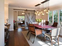 Pottery Barn Dining Room Ideas Coastal Ranch Farmhouse Dining Room San Diego By Anne