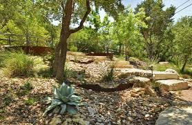 Rustic Landscaping Ideas by Hill Country Rustic Elegance Rustic Landscape Austin By