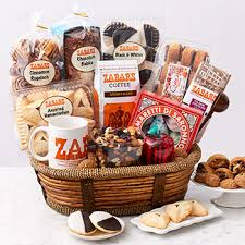 purim baskets zabar s purim basket kosher