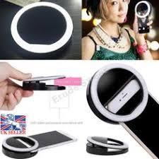 lights when phone rings mini portable led camera flash light selfie fill in light l for