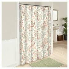 Botanical Shower Curtains Carlisle Botanical Shower Curtain White Marble Hill皰 Target