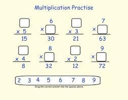 multiplication questions les 25 meilleures idées de la catégorie multiplication questions