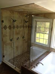 frameless shower ideas glass shower photos richmond shower