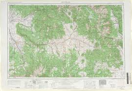 Colorado Maps by Montrose Topographic Maps Co Usgs Topo Quad 38106a1 At 1