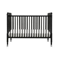 Black Convertible Crib Modern Black Cribs Allmodern