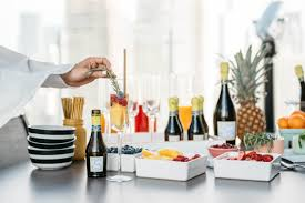 the perfect prosecco pregame how to make your own champagne bar
