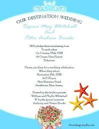 destination wedding invitation wording exles destination wedding invitation wording exles or