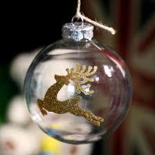 discount clear glass ornament balls 2017 clear glass