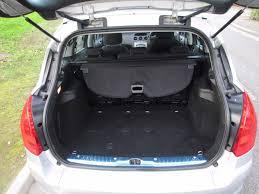 peugeot 308 trunk 2011 peugeot 308 sw sport hdi 4 499