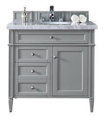 grey bathroom vanity cabinet 36 brittany single bathroom vanity urban gray grey bathroom