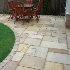Indian Sandstone Patio by Http Stoneselector Com Wp Content Uploads 2011 12 Mint Fossil
