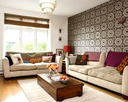 Wohnzimmer Ideen Braunes Sofa Haus Renovierung Mit Modernem Innenarchitektur Schönes Ideen