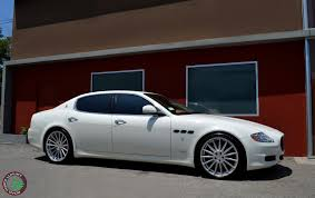 maserati quattroporte black rims maserati road force wheels