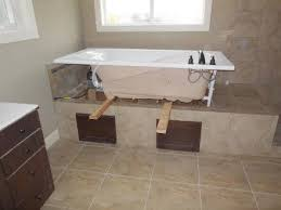 Underground Bathtub Why New Construction Houses Need To Be Inspected By Private Home