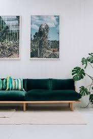 Emerald Green Velvet Sofa by Ikea Hack Klippan Zaragoza Vintage Velvet Emerald Sofa Cover By