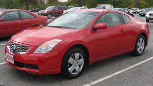 nissan altima coupe sports car file 2008 nissan altima 2 5s coupe jpg wikimedia commons