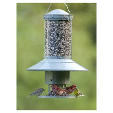 amazon com wingscapes autofeeder automatic bird feeder wild
