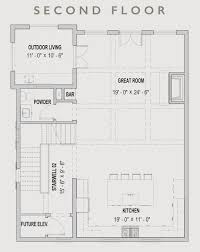 outdoor kitchen floor plans sherwood manor tanglewood builders inc