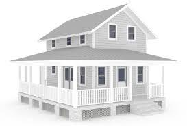 Katrina Cottage New Panel Homes Cottage Series