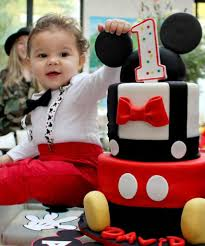 mickey mouse 1st birthday boy mickey mouse birthday party boy with