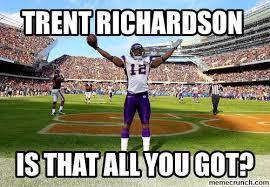 Trent Richardson Meme - richardson