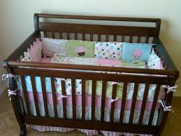 Cupcake Crib Bedding Set I Like The Idea Of Colorful Cupcakes For A Room All Things