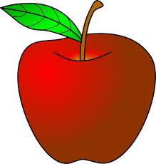 apple cartoon apple red cartoon clip art at clker com vector clip art online