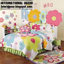 girls bedroom bedding modern girls bedroom ideas with stylish girls bedding models