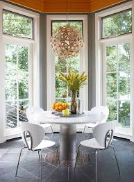 modern white dining room table dining table chairs for the stylish contemporary home