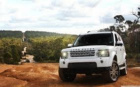 land rover white land rover discovery 4 white 4k hd desktop wallpaper for 4k