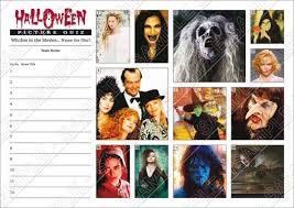 halloween quiz with witches or scary movies picture rounds