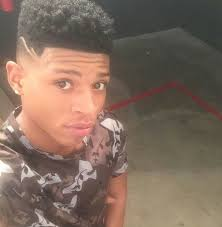 hakeem lyon hair cut pin by shavon 31 on bryshere y gray pinterest