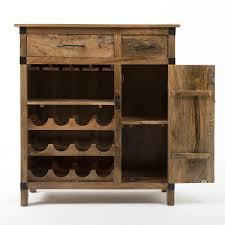 rustic industrial wine cabinet our home pinterest wine