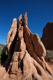 Garden Of The Gods Rock Formations American Midwest Zoomdak