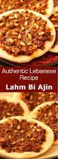 American Flag Pie Recipe Lahm Bi Ajin Authentic Lebanese Recipe 196 Flavors