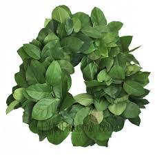 fresh wreaths salal wreaths