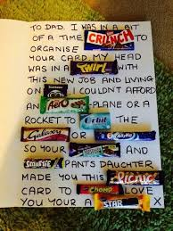 Birthday Card With Bars Best 25 Candy Bar Cards Ideas On Pinterest Candy Cards Candy